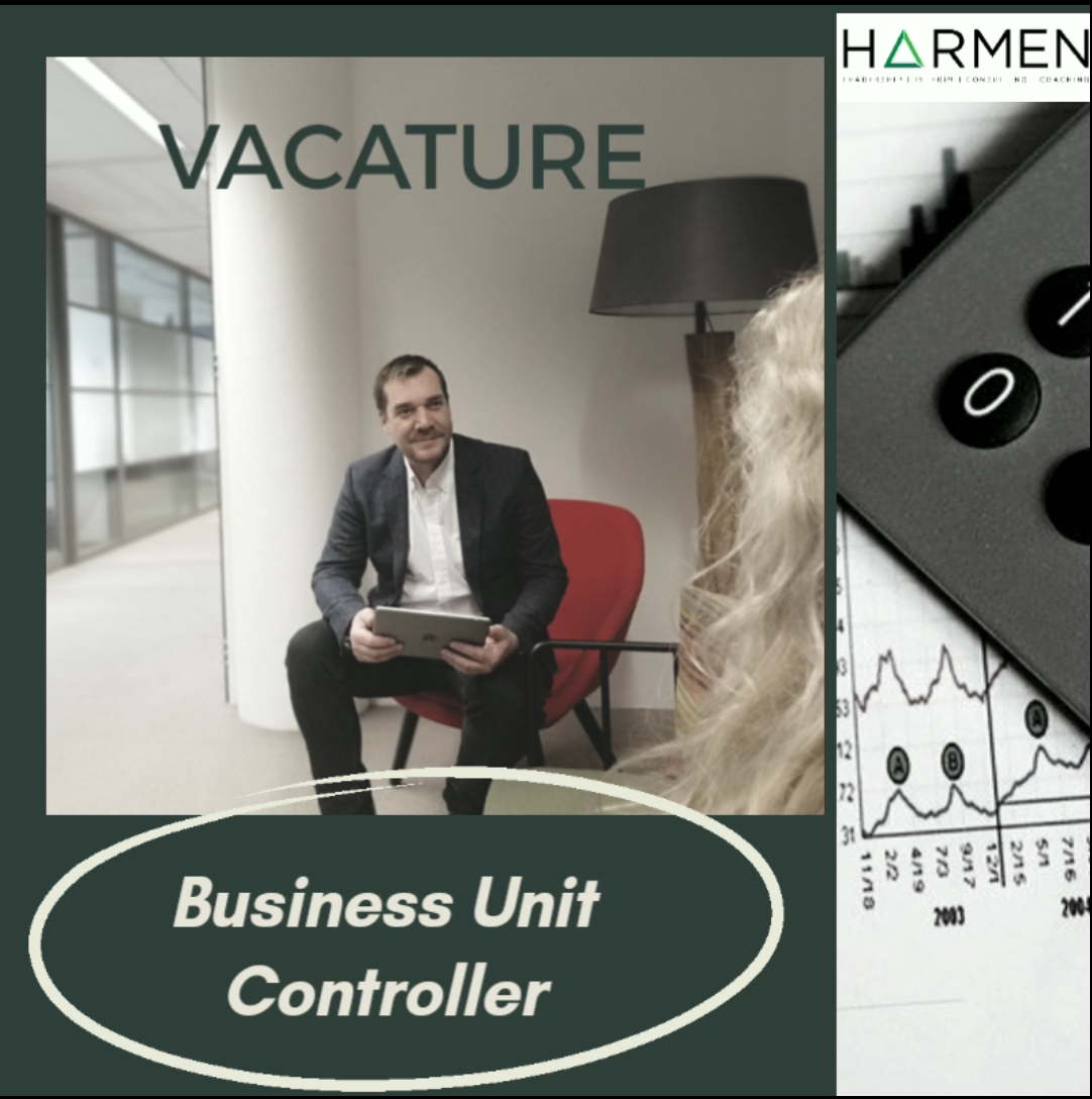 business unit controller vacature